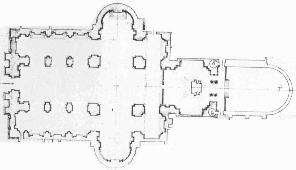 Pianta chiesa (1)