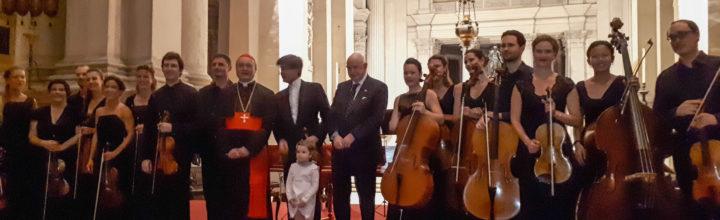"""Concerto """"Sull'Onda dello Stradivari"""""""